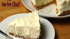 No Bake Pineapple Cream Cake