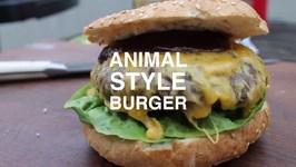 Tajima Wagyu Animal Style Burger