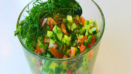 Betty's Cucumber Salsa