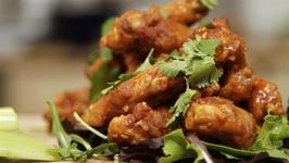 How To Make Spicy Chicken Wings