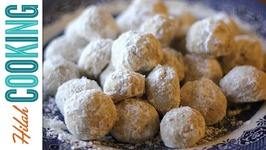 Mexican Wedding Cookies - Polvorones