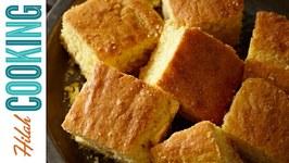 How To Make Cornbread - Southern Cornbread