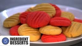 Easy Jello Cookies - 5 Ingredient Desserts