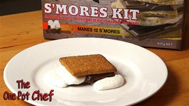 Aussie Makes Smores For The 1st Time