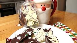 Chocolate Bark -Christmas
