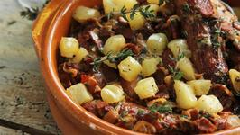 How To Make Sausage And Cider Stew