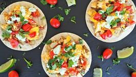 Breakfast Recipe: Breakfast Tacos