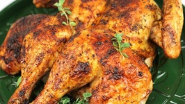 Spicy Spatchcock Chicken