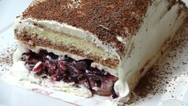 No Bake Black Forest Cake