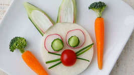 Veggie Bunnies - Fun Snacks for Kids