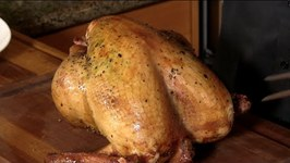 Roast Turkey on the Pit Barrel Cooker