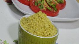Homemade Vegan Vegetarian Parmesan Cheese