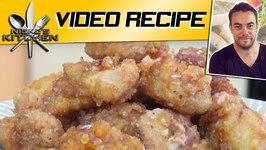 Japanese Fried Chicken Karaage