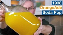 1938 Depression Era Orange Ade Recipe