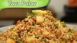 Tawa Pulao Recipe / Mumbai Street Food Recipe / The Bombay Chef - Varun Inamdar