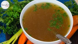 How To Make Chicken Bone Broth - The Best Nutritious Recipe - Inexpensive To Make