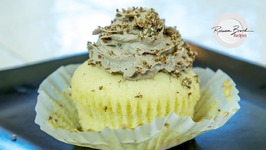 Chocolate Mocha Whipped Cream Cupcakes - By Scratch