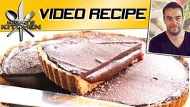 Salted Chocolate And Caramel Tart