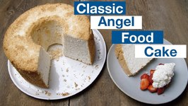 Classic Angel Food Cake