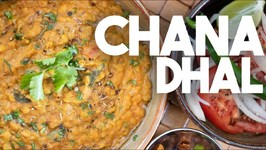 Quick Chana Dhal - Instant Pot