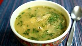 Chicken Shorba - Indian Soup - Neelam Bajwa