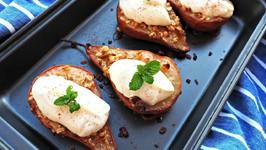 Dessert - Easy Baked Pears