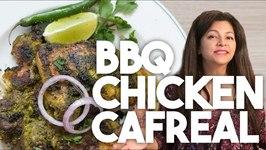 Chicken Cafreal - BBQ Grill Recipe