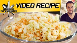 How To Make KFC Coleslaw