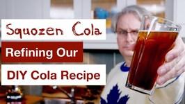 Making Squozen Cola