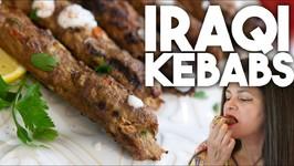 How To Make Fool Proof Kebabs - Iraqi Kebab
