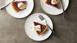 Stokes Purple Sweet Potato Pie