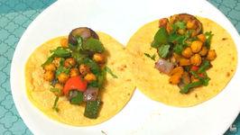 Vegan Taco Making