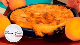 Peach Cobbler - Easy Classic Peach Cobbler Recipe Video