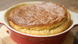 Cheese Souffle - Classic Cheese Souffle