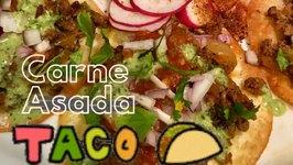 Keto Carne Asada Tacos- Low Carb Recipe