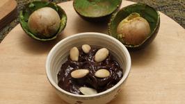 Vegan Chocolate Pudding  Easy Pudding Recipe  My Recipe Book By Tarika Singh