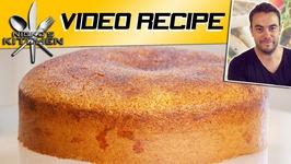 Cinnamon Butter Cake