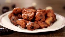 Easy Pakora -Dates And Cashew Pakora -Masala Trails