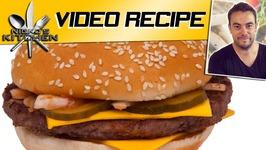 Mcdonalds Big Tasty Burger