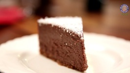 Chocolate Cheesecake / Christmas special / Divine Taste with Anushruti