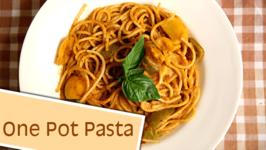 One Pot Pasta / Pasta Cooked In Pressure Cooker / Divine Taste With Anushruti