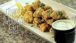 Crunchy Swordfish Bites - Rule Of Yum Recipe