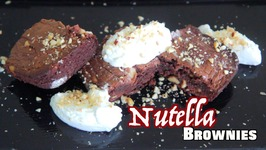 Nutella Brownies - Rule Of Yum Recipe