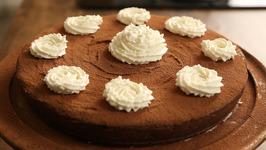 Chocolate Cheesecake - No Bake Cheesecake - Nick Saraf's Foodlog