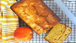 Breakfast Recipe - Delicious Homemade Peach Bread