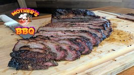 Fast And Furious Brisket Flat On The Rectec Pellet Smoker
