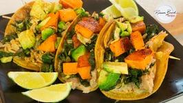How To Make Pumpkin Tacos - Vegan - Healthy Nutrious