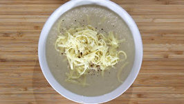 Cauliflower And Cheese Soup - Healthy And Only Dollor 3.45 Per Serve