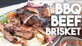 The Best BBQ Brisket Ever