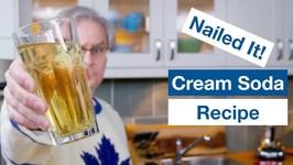 Nailed It - Cream Soda Recipe Version 2